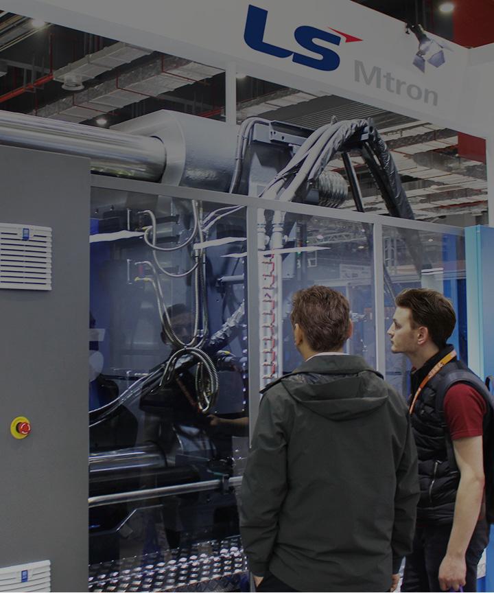 LS Molding Machines Division